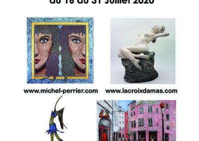 Expo Vieux Lyon / Galerie de la Tour 16-31 Juillet 2020