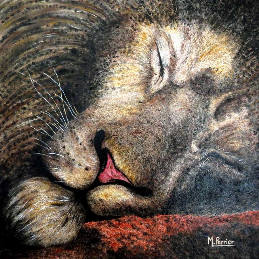 le roi dort