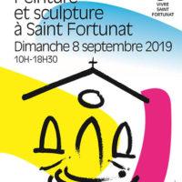17e Rencontres Peinture & Sculpture Saint Fortunat
