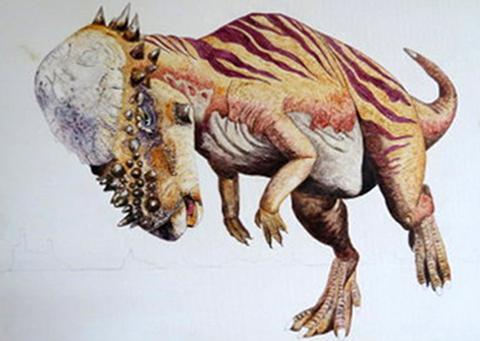 Dinosaure 4