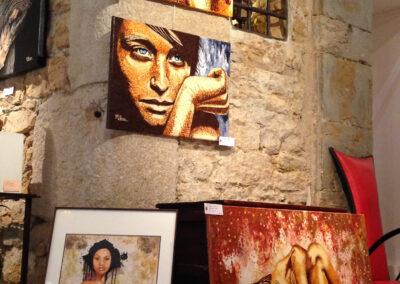 Exposition LYON Galerie de la Tour – Juillet 2018