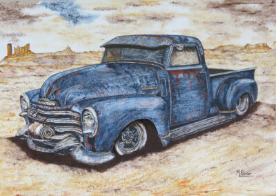 Pick-up Chevrolet 1951