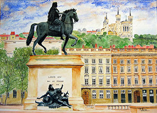 Place Bellecour – Lyon