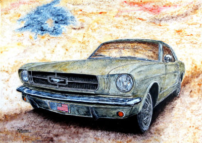 Ford Mustang 60's