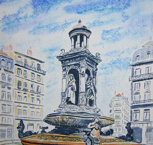 Place des Jacobins – LYON